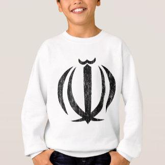 Der Iran-Wappen Sweatshirt
