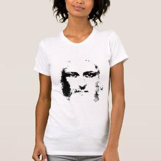 Der Jesus der Frauen stellen T - Shirt gegenüber