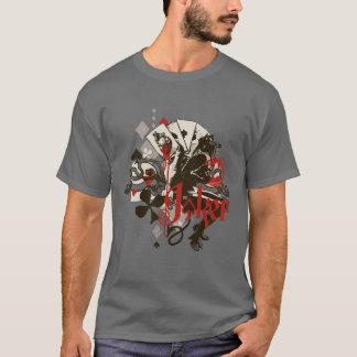Der Joker - 4 As-Herz-Teufel T-Shirt