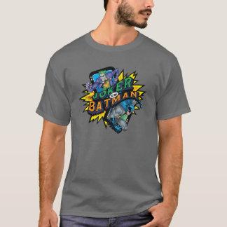 Der Joker gegen Batman T-Shirt