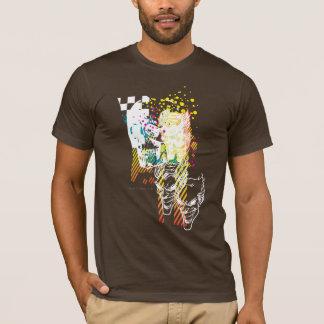 Der Joker-NeonMontage T-Shirt