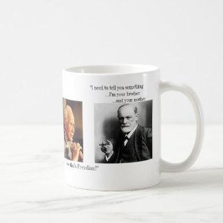 Der Jung und das rastlose - besonders angefertigt Tee Tassen