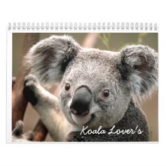 Der Kalender des Koala-Liebhabers
