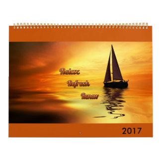 Der Kalender des tropischen Liebhabers 2017