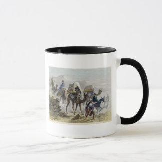 Der Kamel-Zug, 'von Konstantinopele und vom Blac Tasse
