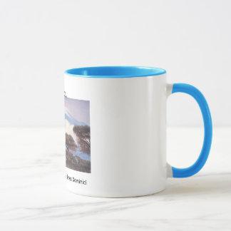 Der Kilimandscharo-Tasse Tasse