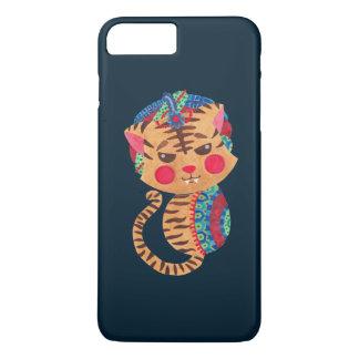 Der kleine bengalische Tiger iPhone 8 Plus/7 Plus Hülle