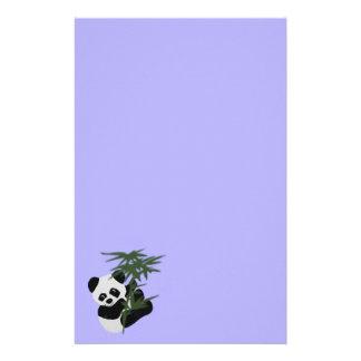 Der kleine Panda Briefpapier