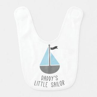 Der kleine Seemann des Vatis Lätzchen