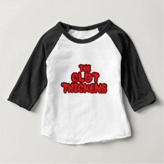Der Klumpen verdickt Baby T-shirt