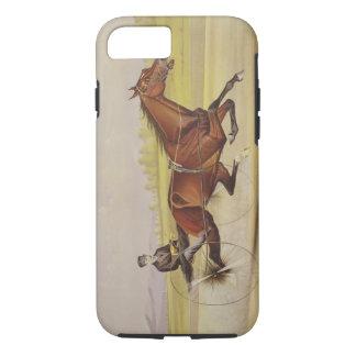 """Der König des Rasens, """"St. Julien"""", gefahren durch iPhone 8/7 Hülle"""