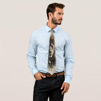 Der König Lion Tie Bedruckte Krawatten