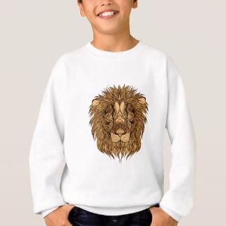 Der Kopf des Löwes Sweatshirt