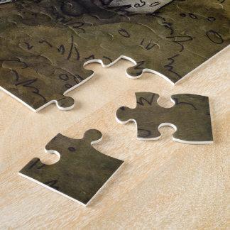 Der Kreis-Puzzle des Druiden vom unwirklichen Puzzle