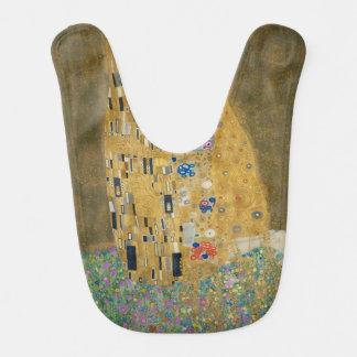 Der Kuss - Gustav Klimt Lätzchen