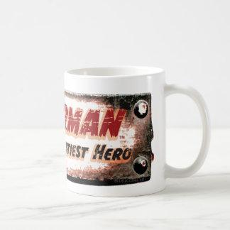Der mächtige Held der Erde Tasse