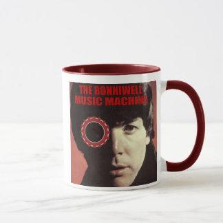 Der Mann in der Maschine Tasse