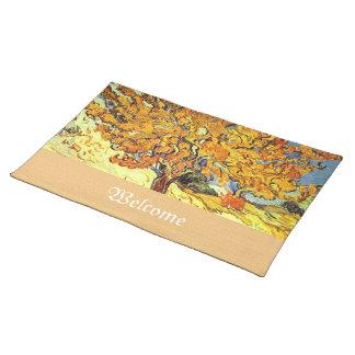 Der Maulbeerbaum, Vincent van Gogh Tischset