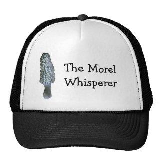 Der Morchel Whispererhut Truckerkappe