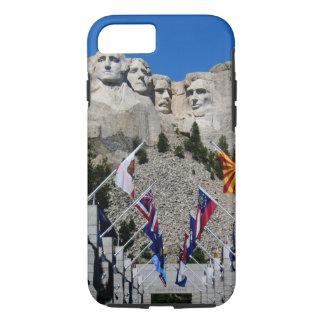 Der Mount Rushmore kundengerechte Foto-Andenken iPhone 8/7 Hülle