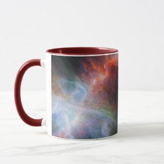 Der Orions-Nebelfleck Tasse