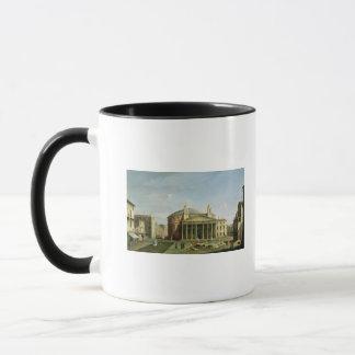 Der Pantheon in Rom Tasse