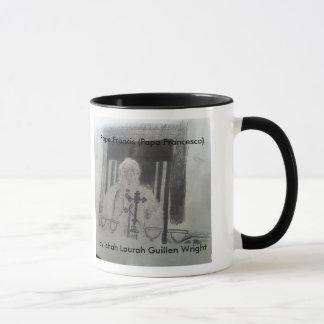 Der Papst Mug durch Ishah Laurah Guillen Wright Tasse