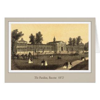 Der Pavillon, Buxton Karte