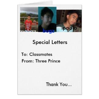 Der Prinz drei Karte