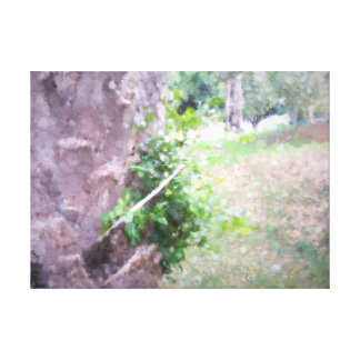 Der Raanana Park 3 Leinwanddruck