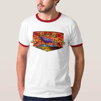 Der Rabe Poes nie mehr T-Shirt