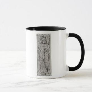 Der Recumbant Eleonor von Aquitanien Tasse