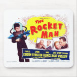 Der Rocket-Mann Mousepad