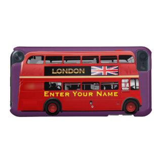 Der rote London-Doppeldecker-Bus iPod Touch 5G Hülle