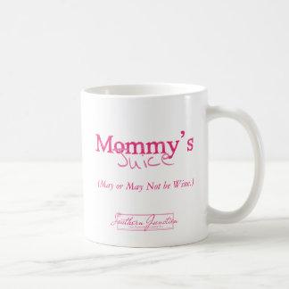 """Der Saft-"""" - Kaffee-Tasse """"der Mama Tasse"""