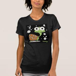 Der Schildkröte-(schwarzen) Frauen verurteilen T-Shirt
