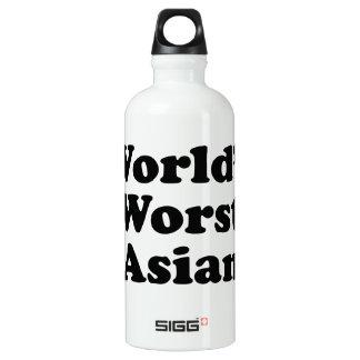 Der schlechteste Asiat der Welt Aluminiumwasserflasche