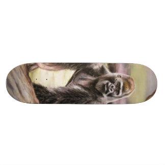 Der Schutz Skateboard Deck
