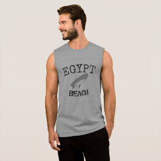 Der Scituate Ägypten der Männer Strand-Behälter Ärmelloses Shirt