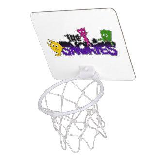 Der Snories MiniBasketballkorb Mini Basketball Netz