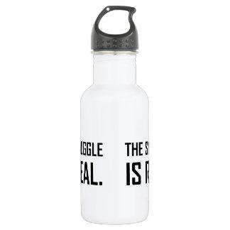 Der Snuggle ist wirklich Edelstahlflasche