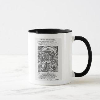 Der Steinschneider Tasse