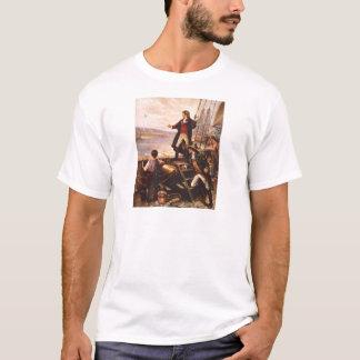 Der Stern Spangled Fahne durch Percy Moran T-Shirt