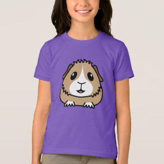 Der T - Shirt der Cartoon-Meerschweinchen-Kinder