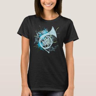 Der T - Shirt der Horngrunge-Frauen