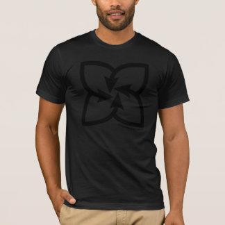 Der T - Shirt der Männer - Hartriegel-Initiative -