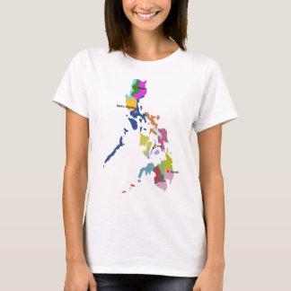 Der T - Shirt der philippinischen Karten-Frauen