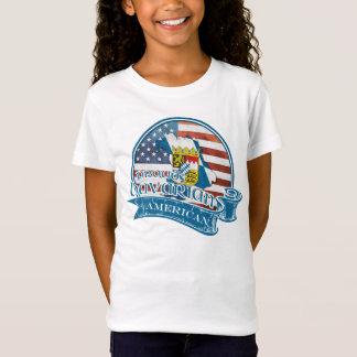 Der T - Shirt der stolze bayerische amerikanische