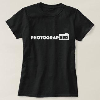 Der T - Shirt Fotograf ladies