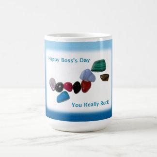 Der Tag des glücklichen Chefs schaukeln Sie Tasse